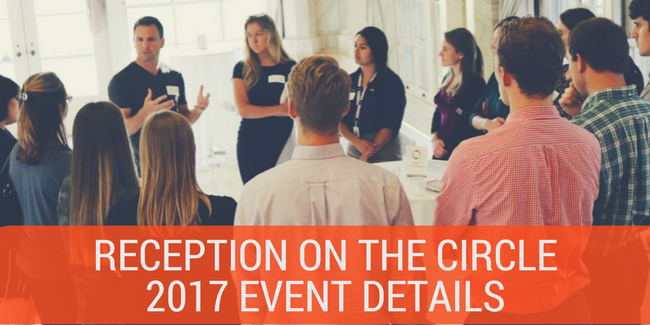 2017 Reception on the Circle